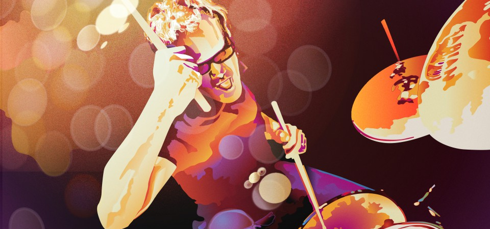 """Robert Bonomme - Drummer for """"Yarn"""""""