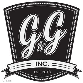 Logo for GG Inc