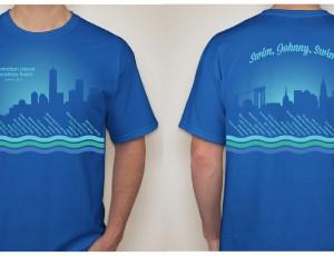 Team Hughes Tee Shirt Design